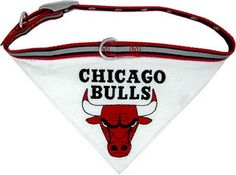 Pets First NBA Chicago Bulls  Pet  Bandana Large -- Click image to review more details.Note:It is affiliate link to Amazon.