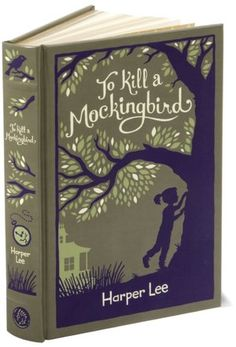 To Kill a Mockingbird (Barnes & Noble Leatherbound Classics) - just bought this and I love it! One of my favourite books and part of a great collection