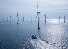 London Array becomes world's largest windfarm as last turbine comes online  Developers confirms all 175 of London Array's offshore wind turbines are now fully operational  http://www.guardian.co.uk/environment/2013/apr/09/london-array-world-largest-windfarm