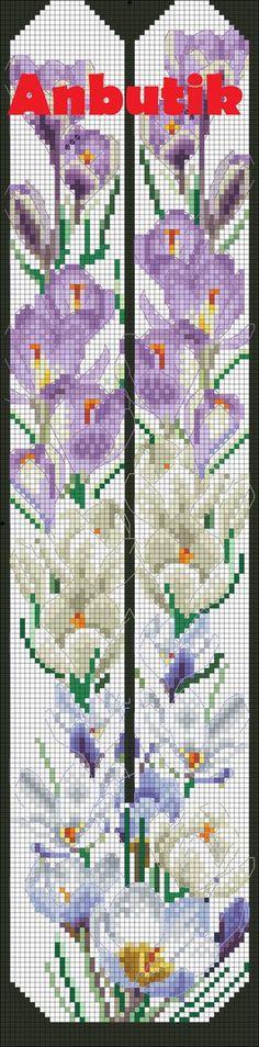 Схемы герданов от Anbutik