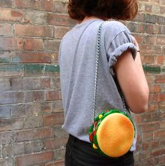 Top 15 burger fashion | Creative Unique Cool Cute Design Inspiration | Blog | Fumiko Kawa