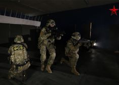 Russian Special Forces: Just in time