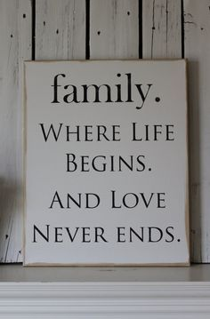Always Love Your Family Through The Rough Times And The Best Of Times. Life  Quotes ...