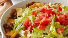 Recipes - Cheesy Beef Corn Chip Skillet Cooking #Recipes #recipe #cook #food