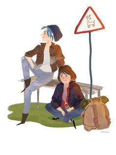 Chloe And Max Love : Photo