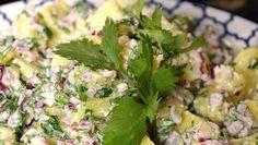 Marokkaanse aardappelsalade | 24 kitchen | monir
