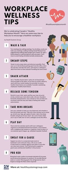 Workplace Wellness Tips! Stimulife Health