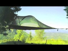 Tentsile - Flux Capacitor-Inspired Tent That Is Taking Over The World