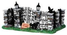 halloween fence - Google Search