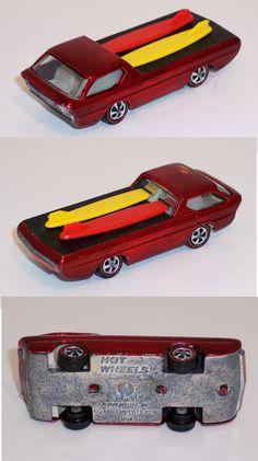 1968 Deora US Red