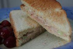 """The Best"" Tuna Salad"