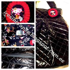 Bolso hand made de charol Irene, Alexander Mcqueen Scarf, Diy Crafts, My Love, Patent Leather, Crafts To Make, Beautiful Things, Creativity, My Boo