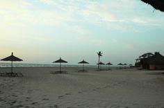 #Strand im #Senegal