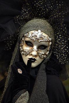 Venice Carnevale by Garry Platt