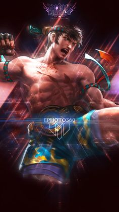 Make Mobile Legends Wallpaper Full HD for Mobile Phone Wallpaper Images, Hero Wallpaper, Muay Thai Tattoo, Miya Mobile Legends, Hero Fighter, Alucard Mobile Legends, Moba Legends, Muay Thai Gym, Legend Images