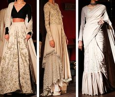 """turquoiseandcaicos: """" sia-ali: """" baawri: """" clothes I wish I had. """" Sabyasachi at Indian Couture Week 2014 """" """" clothes i want but can never afford """" Oh my goodness these are all so stunning """""""