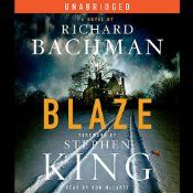 Blaze by Stephen King......bittersweet story of a very sympathetic criminal....