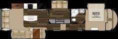 Heartland Rv Fifth Wheel Floor Plans