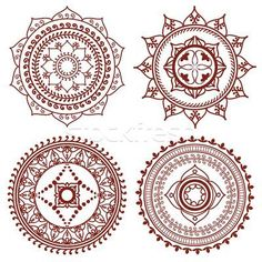 I want a mini mandala tattoo (if possible) behind my ear.