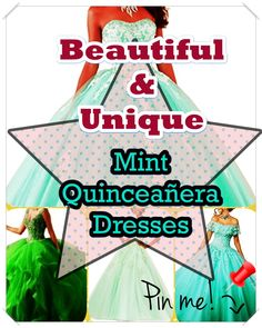 See a lot more thoughts about Mint Quinceanera {dresses Mint Quinceanera Dresses, Quince Dresses, Young Female, Different Patterns, Guide Book, Cute Dresses, Fancy, Gowns, Thoughts