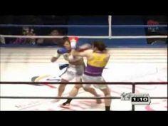 女子キックボクシング World Queen Tourname ⑥ 神村エリカ vs 安倍基江 kamimura erika vc abe motobe, 2009   kick boxing muai thai