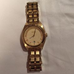Men's Nixon Monopoly Watch Minor wear, stainless steal, in great condition! Nixon Accessories Watches