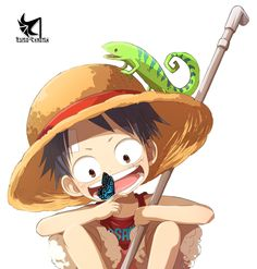 Monkey+D.+Luffy+Render | Render One Piece - Renders Monkey D Luffy Mugiwara Chapeau de paille ...