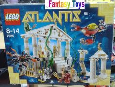 LEGO ATLANTIS 7985