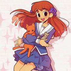 Awww \(//∇//)\ (fruits basket) ——————————— Creds to: Tag someone who likes… – vagal-secretaries Manhwa, Manga Anime, Anime Art, Fruits Basket Anime, Gekkan Shoujo, Cute Characters, Fantastic Art, Anime Couples, Cute Drawings