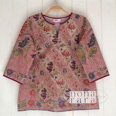 B290418 - IDR295.000 Bustline : 94cm Fabric: Batik Encim Pekalongan