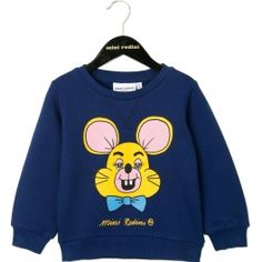 Mini Rodini Mouse Sweatshirt