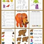Brown+Bear,+Brown+Bear+Printables+~+Updated!