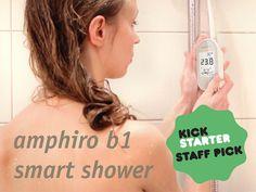 amphiro b1: Energy feedback where it's most helpful!