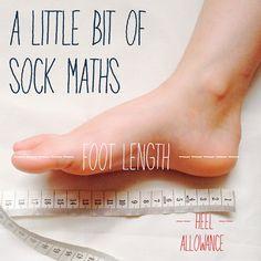 Sock maths