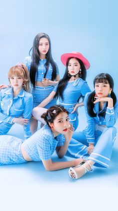 Discovered by 𝒿𝑜𝑜𝒽𝓎𝓊𝓃. Find images and videos about kpop, red velvet and joy on We Heart It - the app to get lost in what you love. Good Girl, My Girl, Seulgi, Red Velvet イェリ, Red Velvet Dress, Kpop Girl Groups, Kpop Girls, Blue Feed, Chanyeol