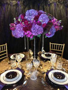 Extravagant Wedding Centerpieces for a Lavish Reception Table - WeddingDash.com