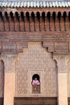Marrakech Morocco Zion Dejano Ben Youssef Madrasa