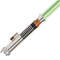 Star Wars: Return Of The Jedi: Luke Skywalker Force FX Lightsaber @ ForbiddenPlanet.com
