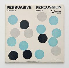 album cover by Josef Albers (c.1960)