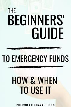 Having an emergency fund is the first step to achieving financial freedom. Learn seven genius ways you can start and build an emergency fund today. Making A Budget, Create A Budget, Money Saving Challenge, Saving Money, Sinking Funds, Savings Plan, Managing Your Money, Debt Free, Money Tips