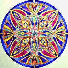Mandala23Oct11 by Artwyrd on DeviantArt