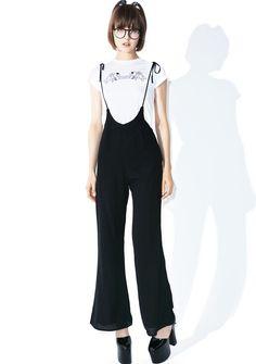 Francoise Jumpsuit we luvv yer chic 'N petit look, kitten~ This sweet jumpsuit…