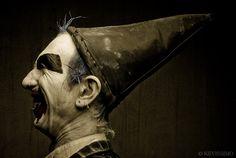 see Cirque de Soleil. - Several times. Dark Circus, Circus Circus, Steampunk Circus, Scared Of The Dark, Gypsy Witch, Le Clown, Evil Clowns, Scary Clowns, Send In The Clowns