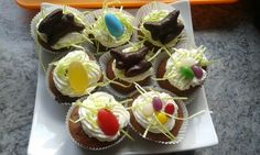 Ostermuffins Cakes And More, Pudding, Desserts, Food, Meal, Custard Pudding, Deserts, Essen, Hoods