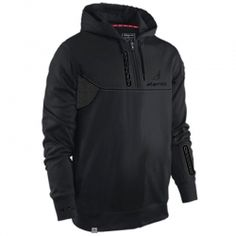 Be Black Hood Jacket