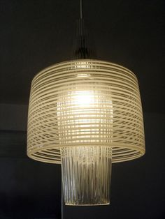 Rare ALOYS FERDINAND GANGKOFNER  Pendant Lamp  by MUNICHMODERN