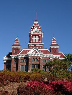 Whatcom Museum of History and Art.  This is the old City Hall.  Gorgeous old building.