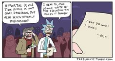 Never Question Rick