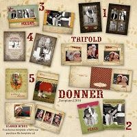 Donner Templates