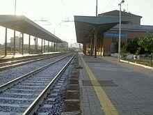 Pontecagnano (Station) - Pontecagnano Faiano - Wikipedia